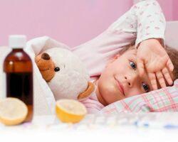 Гнойная ангина у детей: особенности лечения