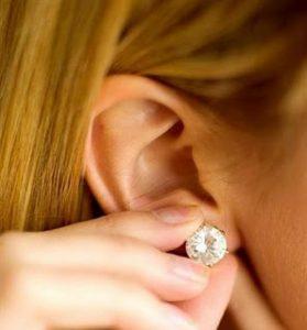 Почему появился шарик в мочке уха